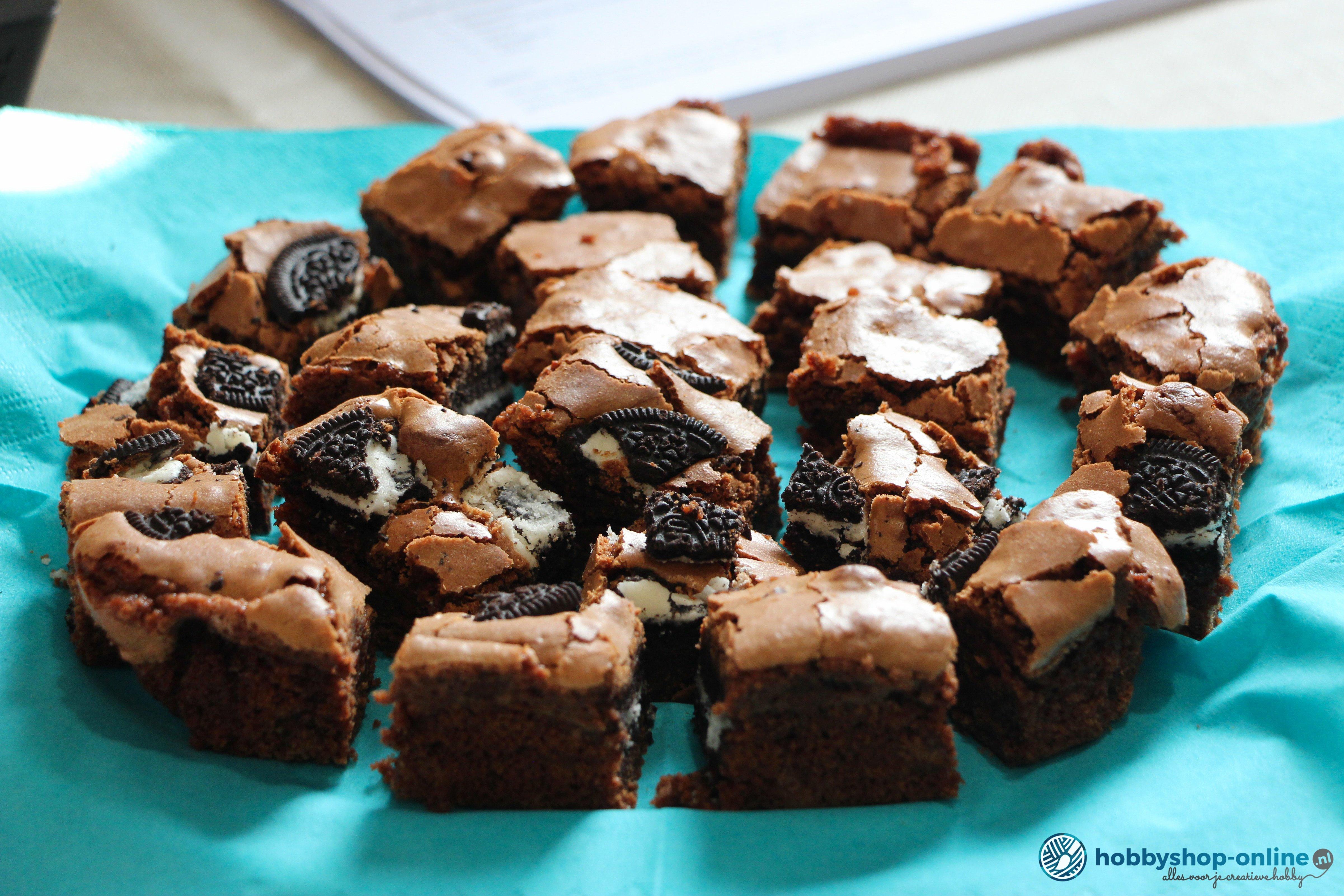 Wereldberoemde brownies uit Schinnen